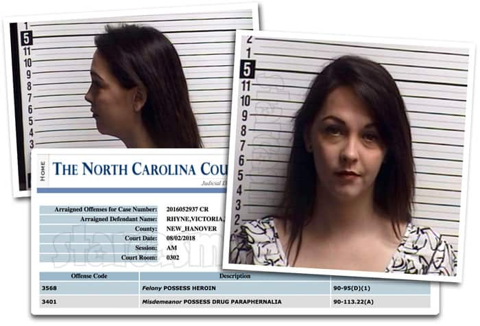 MUG SHOT Welcome To Myrtle Manor's Amanda Adams arrested for DUI