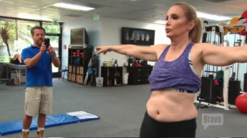 shannon-beador-weight gain