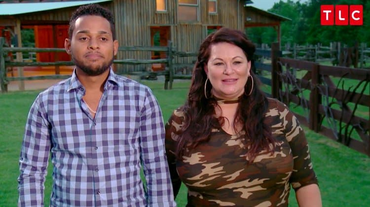 David and Molly Farm Interview on 90 Day Fiance - click for a recap!