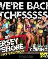 MTV Jersey Shore Family Vacation