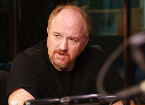 Louis C.K. on a radio show in NYC