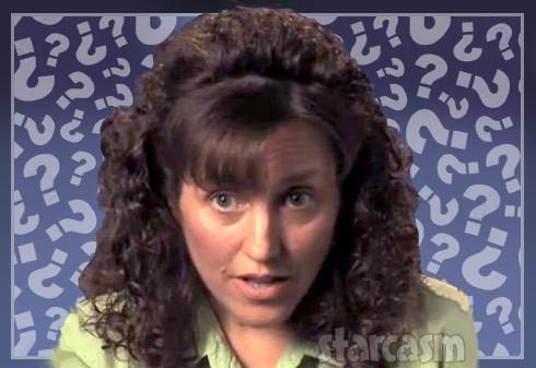 Michelle Duggar question marks