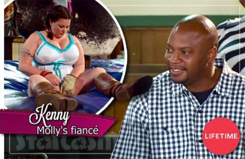Molly Hopkins ex fiance Kenneth Grigley on Double Divas