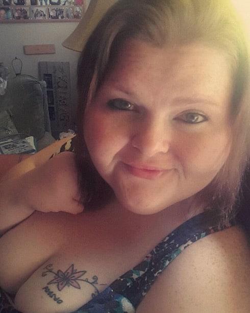 My 600 lb life ashley dunn bratcher weight loss photos for Laura dunn minimalist living now