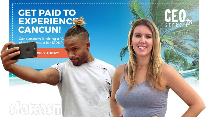 Patrick and Cortney from Before the 90 Days apply for CEO of Cancun