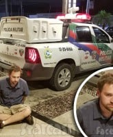 Paul Staehle arrested in Brazil?