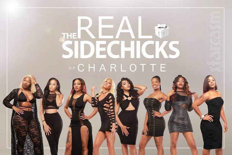 The Real Sidechicks of Charlotte Netflix