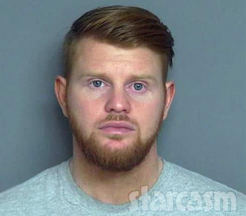 Alex Bawek arrest mug shot