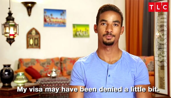 90 Day Fiance Azan little bit quote