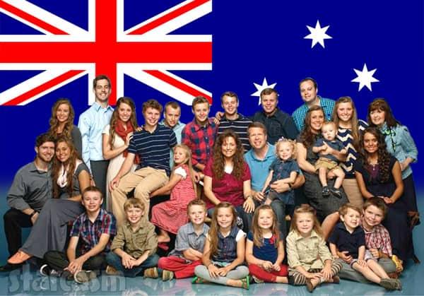 Duggars Australia