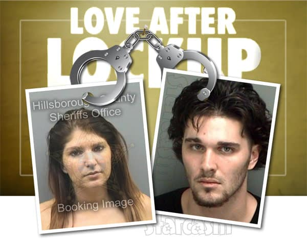 Love After Lockup Garrett Johnna mug shots