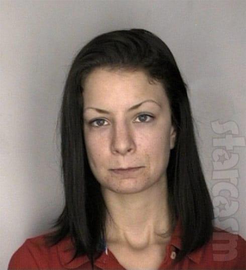 90 Day Fiance Elizabeth's sister Rebekah Becky Potthast arrest mug shot photo
