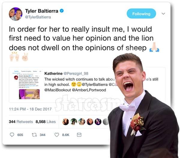 Tyler Baltierra responds to gay rumor by Farrah Abraham