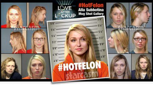 Alla Love After Lockup mug shot photos