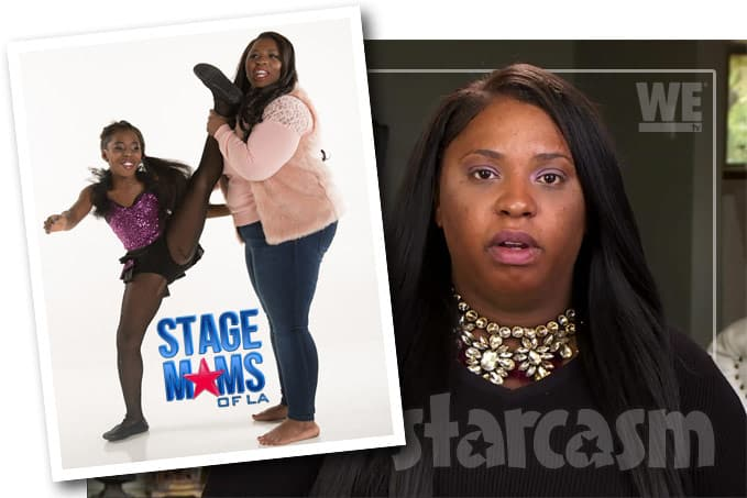 Andrea from Love After Lockup other was on another reality show called Stage Moms of LA