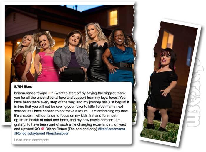 Briana Renee quits Little Women LA, will not be on Season 7