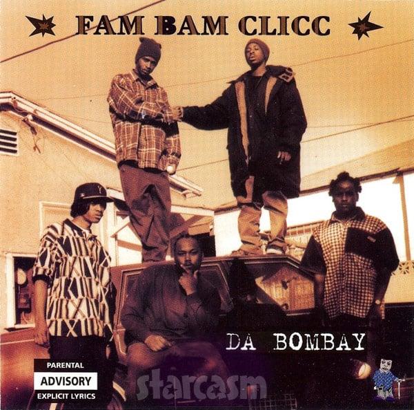 Fam Bam Clicc Da Bombay CD