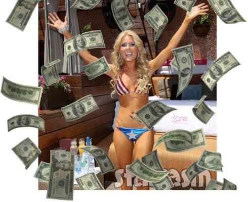 Gretchen Rossi money