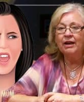 Jenelle Eason and Nathan Griffith's mom Doris Davidson batlle for custody of Kaiser