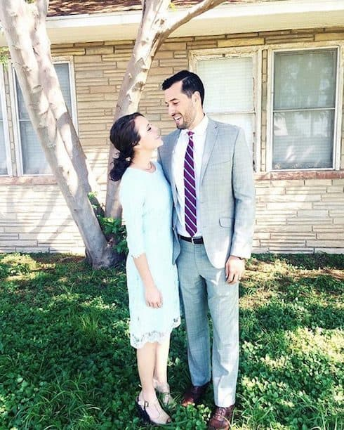 Jinger Duggar and Jeremy Vuolo 3