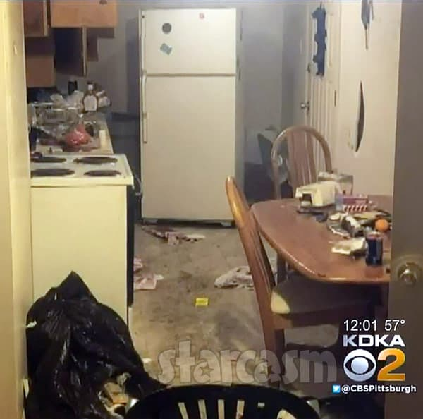 Kieffer Delp meth lab apartment