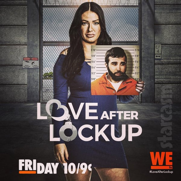 Love After Lockup Mary and Dominic promo photo
