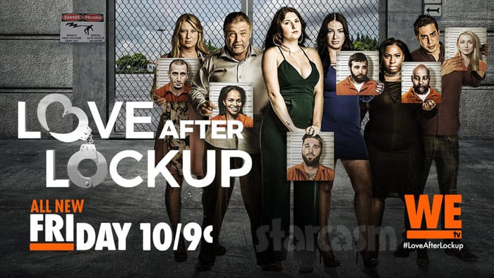 Love After Lockup cast photo banner