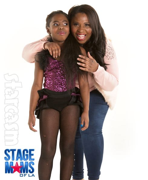 Stage Moms of LA Andrea and Nyla from Love After Lockup