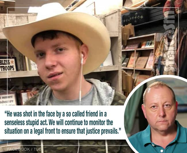 90 Day Fiance David Toborowsky son Jacob Toborowsky shot update on his recovery