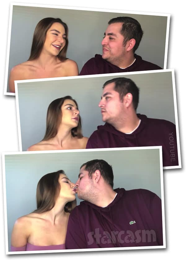 Anfisa and Jorge still together 2018