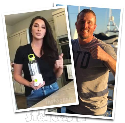 Bristol Palin and Dakota Meyer no wedding rings