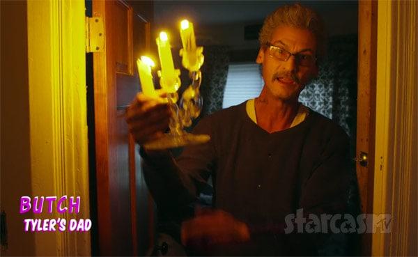 Butch Baltierra candles