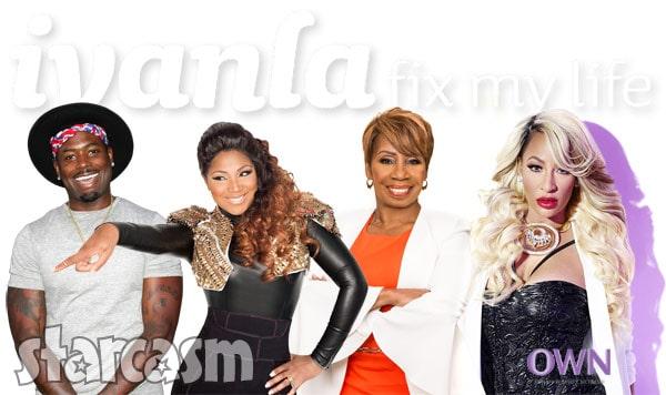 Iyanla Fix My Life new season to feature  Hazel E Memphitz Trina Braxton