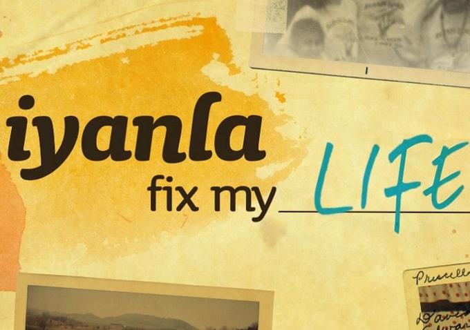 Iyanla Fix My Life logo