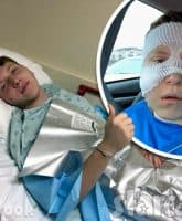 Before the 90 Days David Toborowsky's son Jacob Toborowsky recovers from gun shot to the face