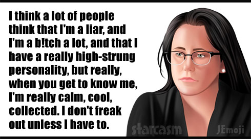Jenelle Eason quote about herself