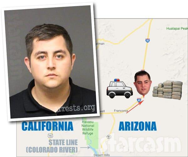 Jorge Nava arrest details