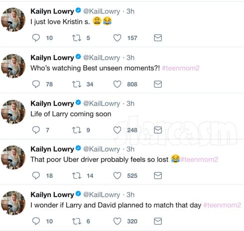 Kail Lowry Unseen Moments Tweets