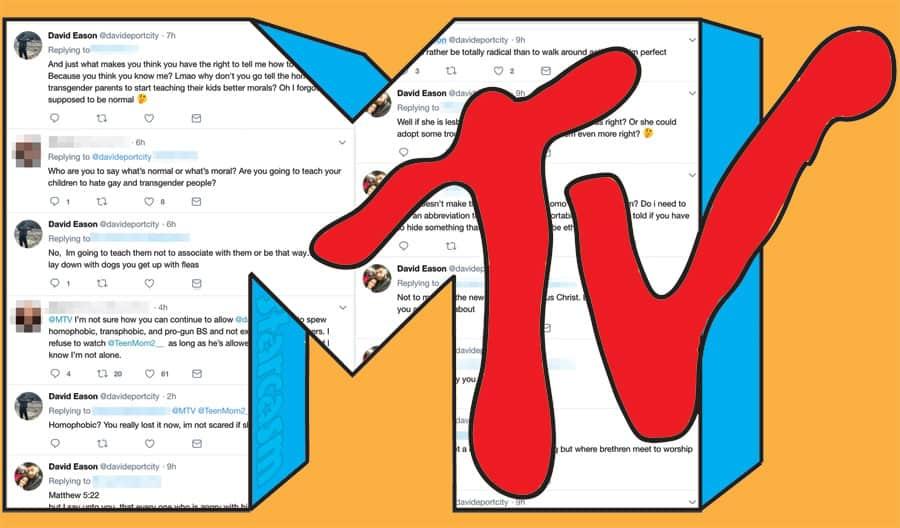 MTV logo David Eason Tweets