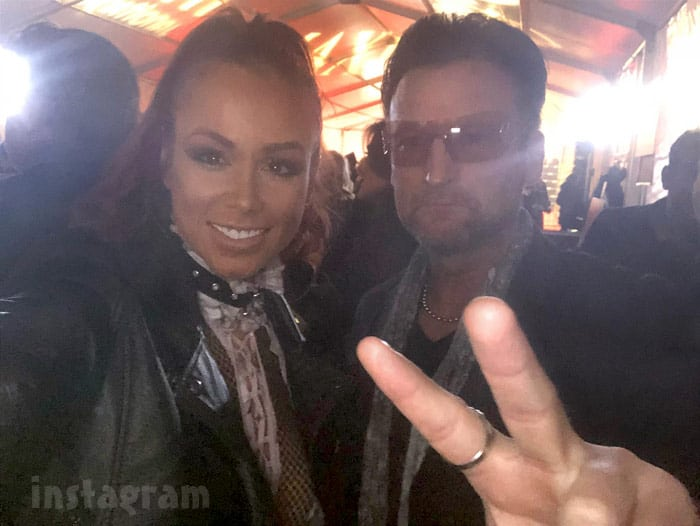 90 Day Fiance Paola Mayfield with Bono from U2