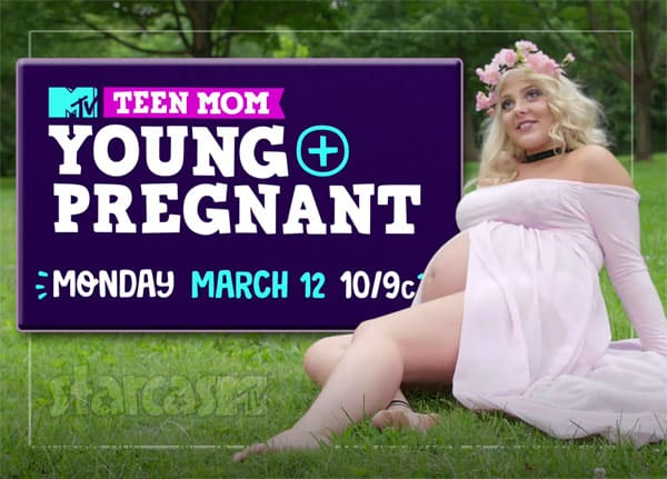 MTV Teen Mom Young And Pregnant