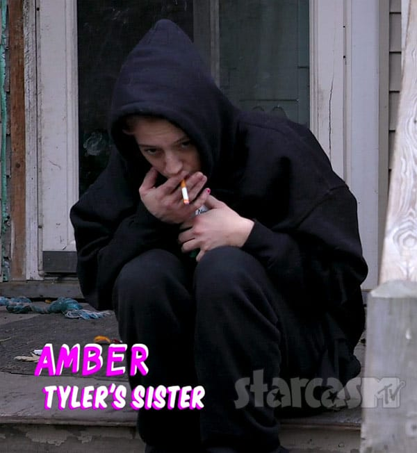 Tyler Baltierra's sister Amber is heading to rehab