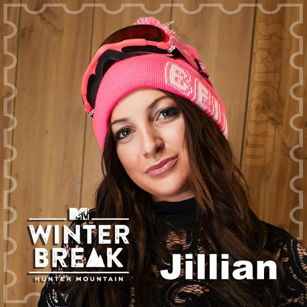 MTV Winter Break Hunter Mountain Jillian Metz