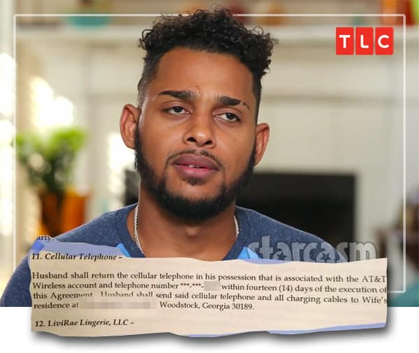 90 Day Fiance Luis divorce excerpt