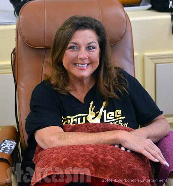 Abby Lee Miller out of prison