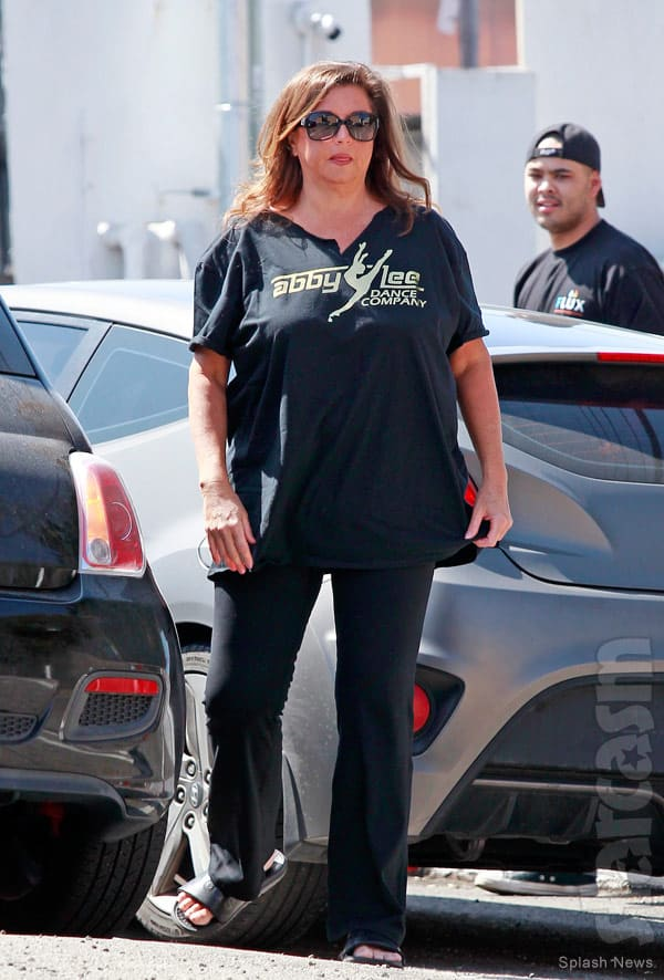 Dance Moms Abby Lee Miller weight loss after prison