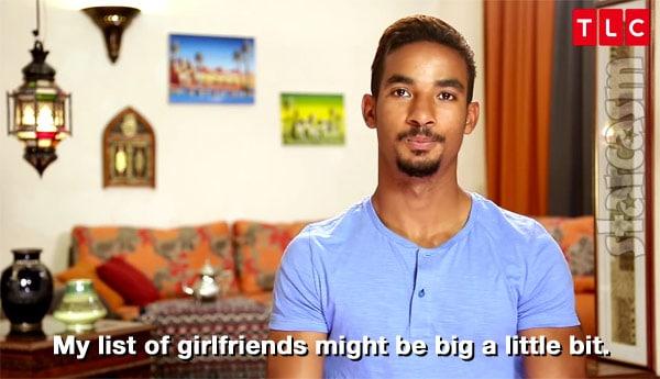 90 Day FIance Azan multiple girlfriends