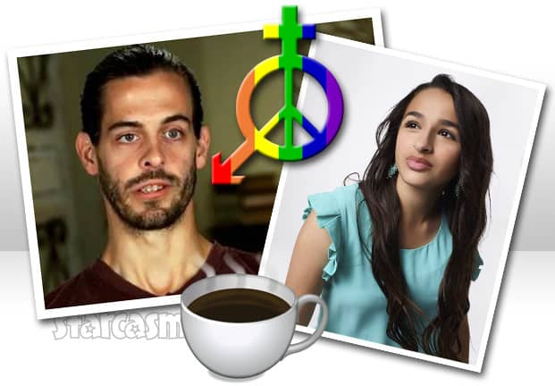 Derick Dillard invites Jazz Jennings to have coffee