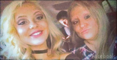 Teen Mom Young and Pregnant Jade Clineand her mom Christy from Facebook