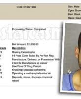 Kieffer Delp meth lab arrest update
